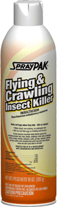 Flying & Crawling Insect Killer