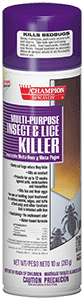 Multi-purpose Insect & Lice Killer
